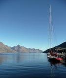 Lago Wanaka Imagem de Stock Royalty Free