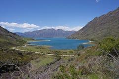 Lago Wanaka fotografie stock libere da diritti