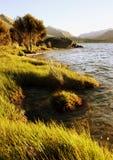 Lago Wanaka Immagini Stock