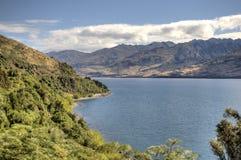 Lago Wanaka Imagenes de archivo