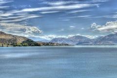 Lago Wanaka II Foto de archivo libre de regalías