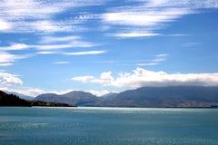 Lago Wanaka III Immagini Stock