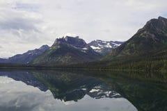 Lago Waterton Imagem de Stock Royalty Free