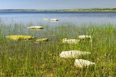 Lago Watten immagine stock