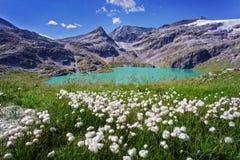 Lago Weissee fotos de archivo