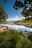 Lago welsh Imagem de Stock