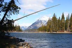 Lago Wenatchee Imágenes de archivo libres de regalías