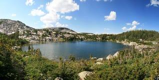 Lago wilderness Fotografía de archivo libre de regalías
