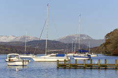 Lago Windermere Fotos de Stock