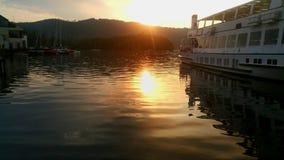 Lago Windermere Immagine Stock Libera da Diritti