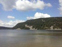Lago Wisconsin devils Immagini Stock