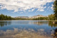 Lago Wrights escénico   Fotografía de archivo libre de regalías