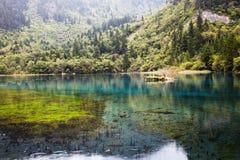 Lago Wuhua Imagem de Stock Royalty Free