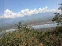 Lago Wullar Immagini Stock Libere da Diritti