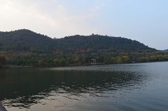 Lago XiangHu Imagem de Stock
