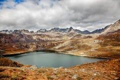 Lago XiaowuCuo Fotografia Stock
