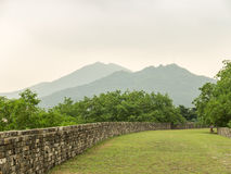 Lago Xuanwu Fotografía de archivo