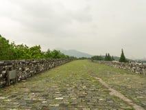 Lago Xuanwu Fotos de archivo libres de regalías