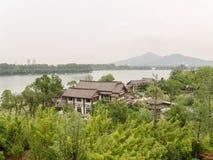 Lago Xuanwu Imagen de archivo