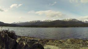 Lago y nubes principales metrajes