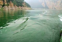 Lago Yansaj Fotografie Stock