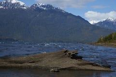 Lago Yelcho Fotos de archivo libres de regalías