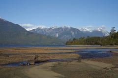 Lago Yelcho Fotografía de archivo