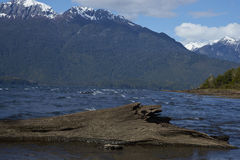 Lago Yelcho Royalty Free Stock Photos