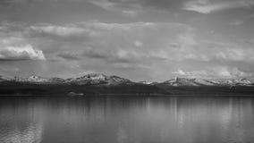 Lago Yellowstone Fotos de archivo