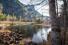 Lago Yosemite Fotografia Stock Libera da Diritti