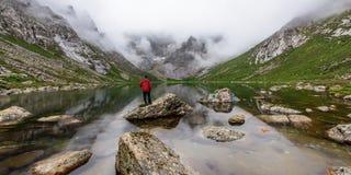 Lago Zagaercuo Fotos de archivo