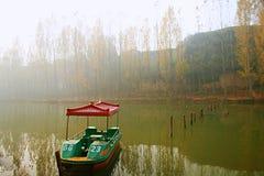 Lago Zhengzhou Donglin Imagens de Stock