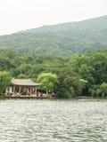 Lago Zixia Fotos de archivo
