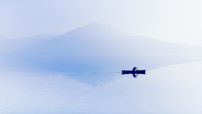 Lago Zugo Rigi Fotografia Stock
