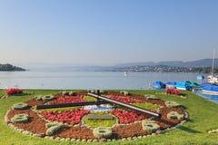 Lago Zurich Fotografía de archivo libre de regalías