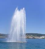 Lago Zurigo Fotografie Stock Libere da Diritti