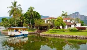 lagoa Ρίο Rodrigo de freitas στοκ εικόνες με δικαίωμα ελεύθερης χρήσης