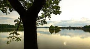A lagoa Fotos de Stock