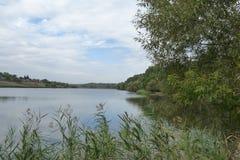 lagoa Fotografia de Stock Royalty Free
