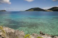 A lagoa azul Imagem de Stock Royalty Free