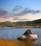 Lagoa da angra do selo Imagens de Stock