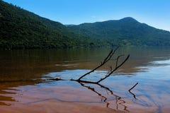 Lagoa da Conceição em Florianà ³ polisa Santa Catarina, Brasil - Zdjęcia Royalty Free