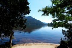 Lagoa da Conceição em Florianà ³ polisa Santa Catarina, Brasil - Zdjęcia Stock