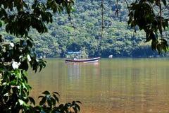 Lagoa da Conceição em Florianà ³ polisa Santa Catarina, Brasil - Zdjęcie Royalty Free