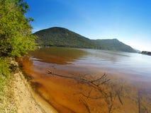 Lagoa da Conceição w Florianà ³ polisa Santa Catarina, Brazylia - Zdjęcia Royalty Free