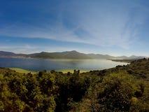 Lagoa da Conceição w Florianà ³ polisa Santa Catarina, Brazylia - Zdjęcie Stock