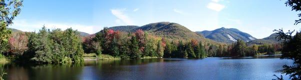 Lagoa da região selvagem de Backcountry Imagem de Stock