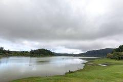 Lagoa das Furnas stock fotografie