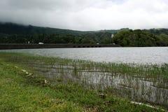 Lagoa das Sete Cidades, Sao Miguel, Portugal Royalty-vrije Stock Fotografie