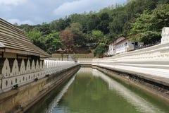 Lagoa de água Foto de Stock Royalty Free